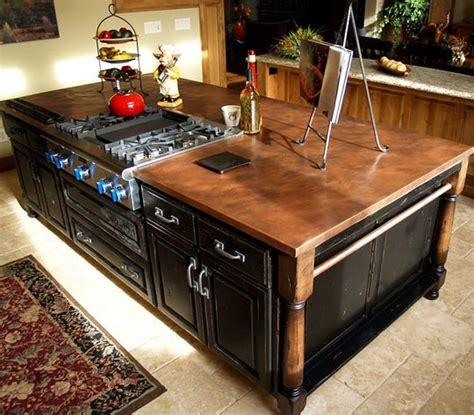 Copper Countertop by Copper Countertops Would You Do It Countertop Spotlight