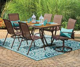 Patio Collections by Wilson Amp Fisher Ashford Patio Furniture Collection Big Lots