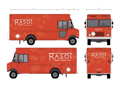 food truck layout template food truck template pictures to pin on pinsdaddy