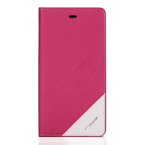 leather for xiaomi 4s flip cover anti shock anti fall