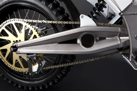 2010 Zero Mx Electric Motorcycle Swing Arm