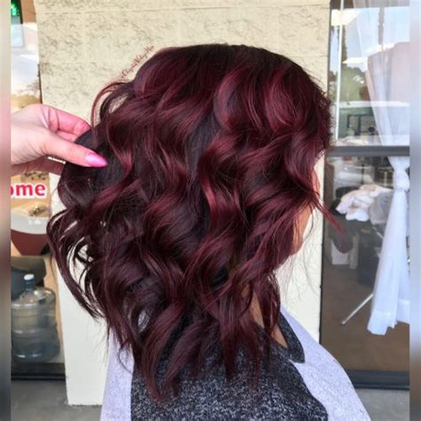 cherry chocolate hair color 40 chocolate brown hair color ideas you ll really