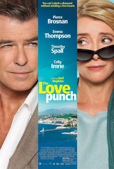 film love punch exclusive poster and clip from the love punch starring