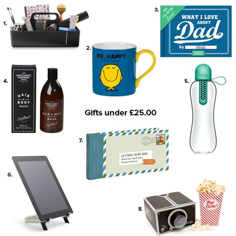 gifts under 25 father s day gift guide contemporary furniture