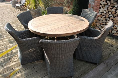 mexico 6 chair dining set rattan chairs