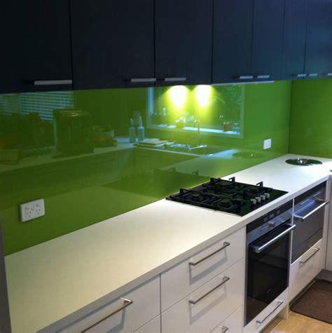 lime green kitchen splashback bright green glass splashbacks kitchensplashbacks green