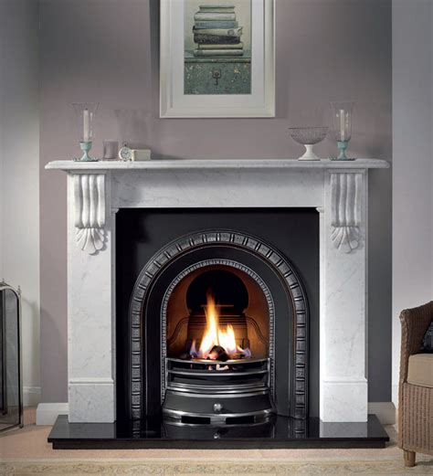 Fireplaces Kingston by Gallery Kingston Cararra Marble Fireplace Stanningley