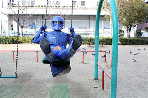 japan swing rapi tldier the japanese superhero spawned from a train