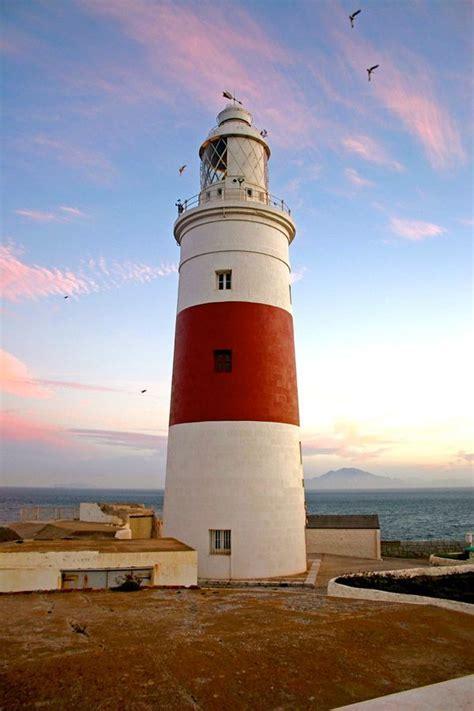 list of lighthouses in gibraltar