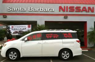 Sb Nissan Santa Barbara Nissan On A Quest For Toys For Tots