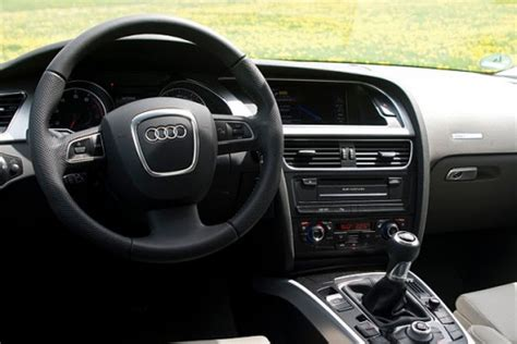 old car manuals online 2010 audi a4 interior lighting review audi a5 sportback the truth about cars