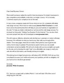 sle business letters to potential clients sle