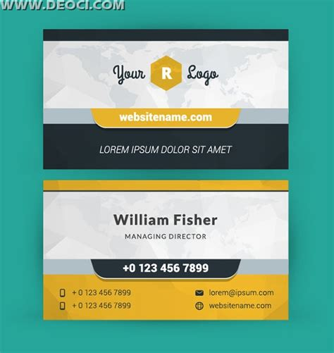 free html5 business card template business card creator html5 images card design and card