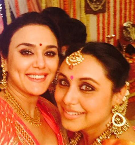 south actress of 90s rani mukerji and i are not actresses of 90s preity zinta