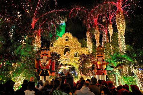 riverside s mission inn festival of lights is usa today