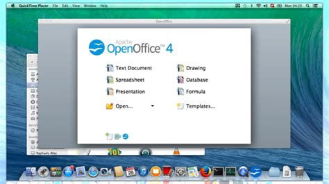 apache openoffice 4 1 2 released install on redhat and debian
