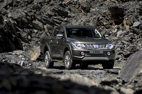 L Mitsubishi L200 Triton Single Cabin 07 Rh new mitsubishi triton launched in uk leisure wheels
