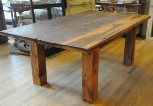 Rustic farm table the perfect complement for your room bobreuterstl