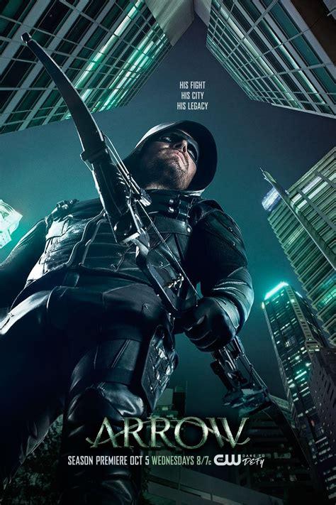 Bioskopkeren Arrow Season 5 | arrow le poster de la saison 5 les toiles h 233 ro 239 ques