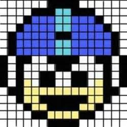 In designs minecraft pixel art templates mario pixel art