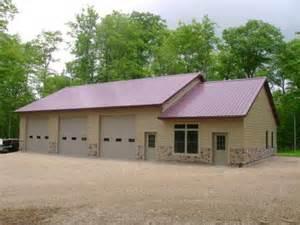 living quarters in pole buildings studio design