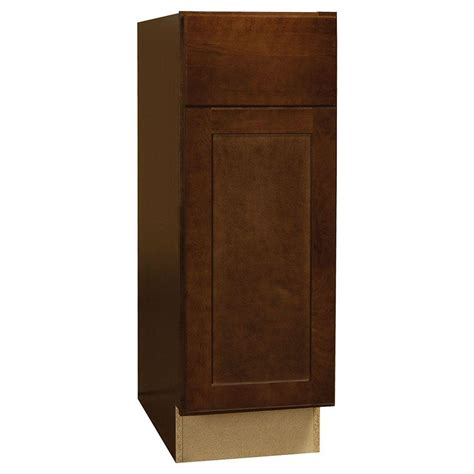 hton bay 24x34 5x24 in cambria base cabinet with
