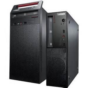 Pc Set Lenovo Built Up Thinkcentre I5 Gen2 Lcd 19 1 lenovo desktop range