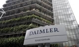 Mercedes Headquarters Daimler Agrees 185m To Settle Us Corruption