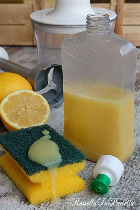 detersivo lavastoviglie fatto in casa oltre 1000 idee su detersivo fatto in casa su