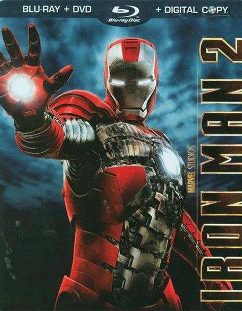 Dvd Bluray Ironman iron 2 dvd combo set ebay