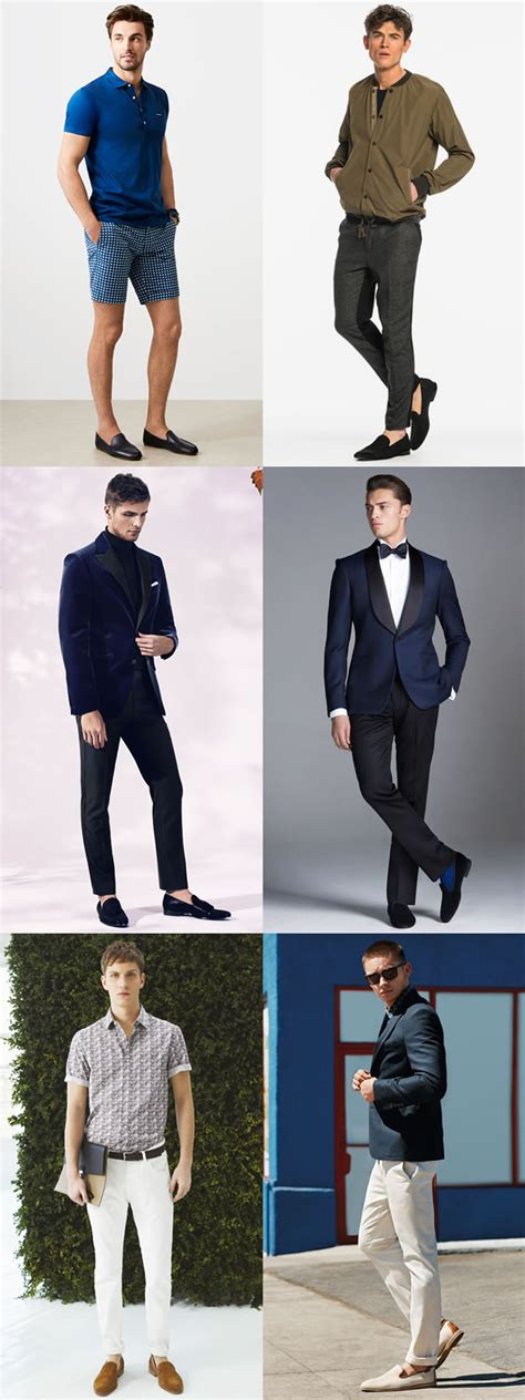 mens fashion loafers black loafers for style www pixshark images