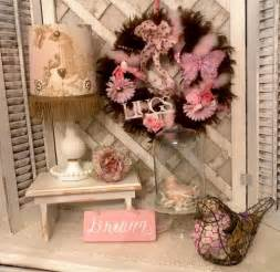 handmade shabby chic decor floral home decor fabric trend home design and decor