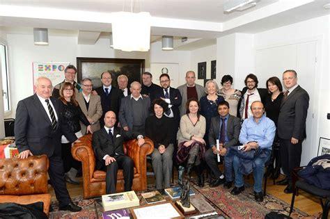 consolato israele comites 2015 partito democratico londra uk