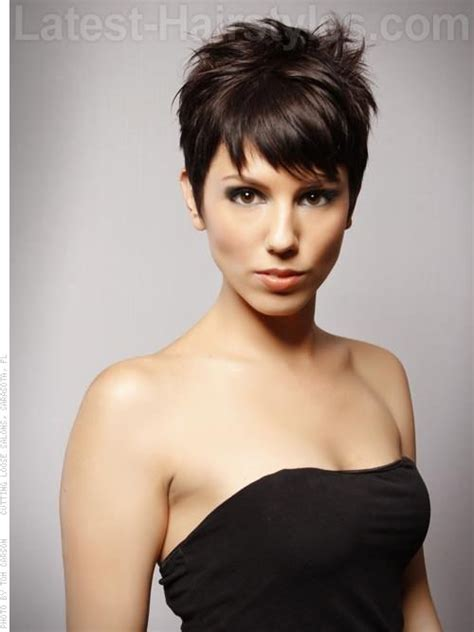 short piecey haircuts 50 flattering hairstyles for long faces
