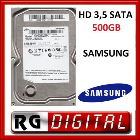 disk interno sata 500gb prezzo disk interno 3 5 sata samsung 500gb 500 gb hd