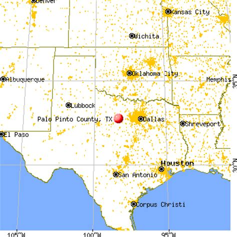 Palo Pinto County, Texas detailed profile   houses, real