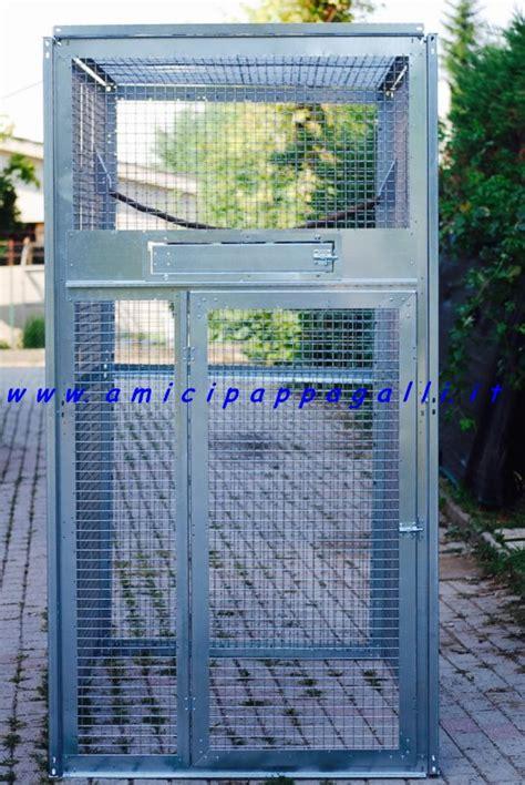 pannelli per gabbie voliera con pannelli modulari componibili in rete zincata