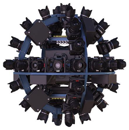 360 designs   eye professional vr cameras