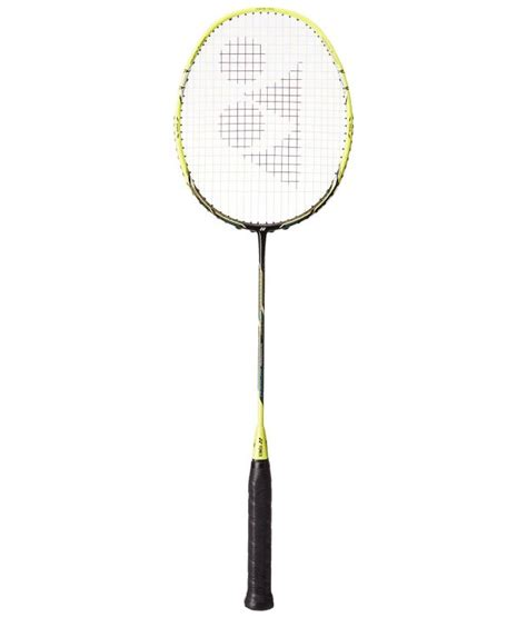 Raket Nanoray Speed yonex nanoray speed 3u g4 badminton racquet buy at best price on snapdeal