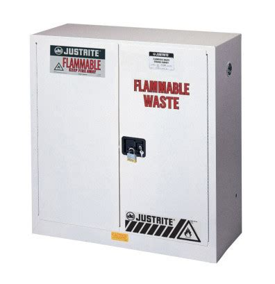 justrite 45 gallon safety cabinet justrite 45 gal flammable waste storage cabinet