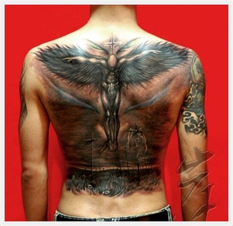 tattoo at back design 35 tribal back tattoo designs