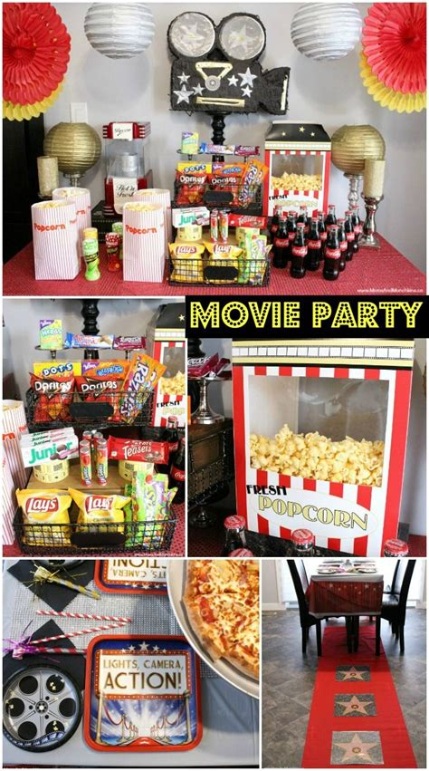 party themes on pinterest best 25 movie theme decorations ideas on pinterest