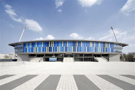 Braunschweig Architekten by Eintrachtstadion Braunschweig Schulitz Architekten
