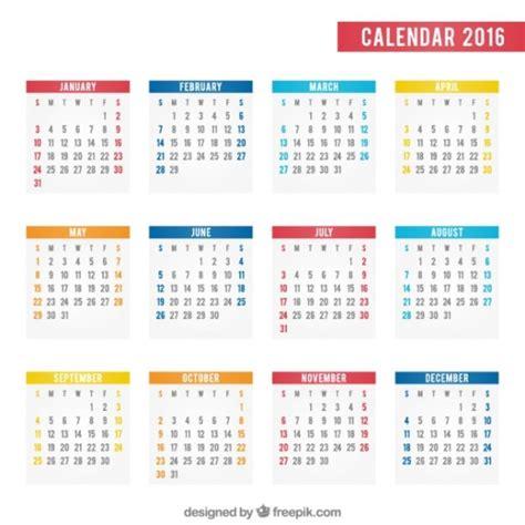 Calendario Calendario 2016 Modelos De Calend 225 Rios 2016 Para Imprimir Mundodastribos
