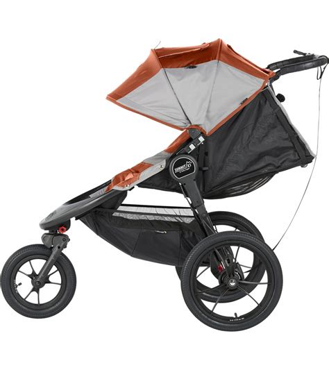 Jogger For Orange baby jogger 2016 summit x3 stroller orange gray