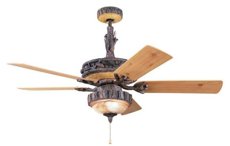 rustic lodge ceiling fans best 20 rustic ceiling fans ideas on bedroom