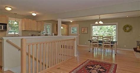 Kitchen Design With Basement Stairs Open Staircase Travel Pinterest Open Staircase Staircases And Basement Staircase