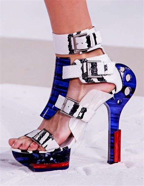 nicki minaj warrior shoes from mcqueen shoes