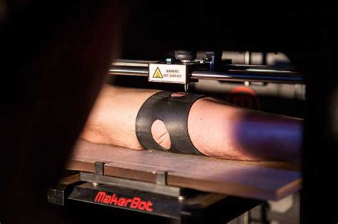cheapest tattoo printer this is the first tattoo made by a 3d printer