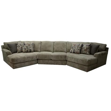 wedge sectional sofa rooms